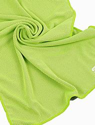 Недорогие -Полотенце для гольфа Охлаждающие полотенца УФ-защита Компактность Быстровысыхающий Впитывает пот и влагу Складной Легкие для Отдых и