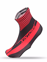 Shoe Covers/Overshoes Bike Breathable Quick Dry Dust Proof Anti-Insect Antistatic Limits Bacteria Protective Women's Men's Unisex Red