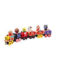 Недорогие -Марионетки Игрушечные машинки Игрушки Поезд Игрушки Оригинальные Шлейф Мультяшная тематика 1 Куски Мальчики Девочки День детей Подарок
