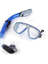 Šnorchlovací sady Potápěčské masky Potápění balíčky Šnorchly Suchá koncovka Potápění a šnorchlování. Akvalung PVC Silikon-WINMAX