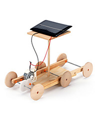 Brinquedos a Energia Solar Controlo Rádio Brinquedos Novidades Madeira Metal Para Meninos Peças