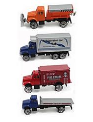 Fahrzeug-Spiele nach Themen Fahrzeuge aus Druckguss Spielzeugautos Baustellenfahrzeuge Spielzeuge Auto Metalllegierung Metal Klassisch &