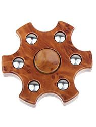 Spinners de mão Mão Spinner Brinquedos Seis Spinner ABS EDCO stress e ansiedade alívio Brinquedos de escritório Alivia ADD, ADHD,