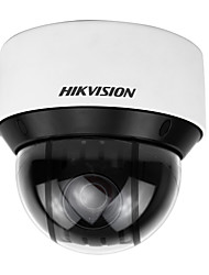 Недорогие -Hikvision® ds-2de4a220iw-de 2mp ip mini ptz camera (от 4,7 до 94 мм 20x оптический зум и 50 м Ir h.265) 12 VDC и PoE IP66
