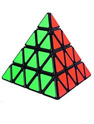 Недорогие -Волшебный куб IQ куб QI YI Feng Чужой 3*3*3 4*4*4 Спидкуб Обучающая игрушка головоломка Куб Гладкий стикер Оригинальные Детские Игрушки Мальчики Подарок