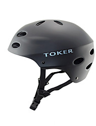 cheap -Bike Helmet Cycling 10 Vents Extreme Sport Mountain Sports ABS EPS Mountain Cycling Cycling Climbing Ski Skateboarding