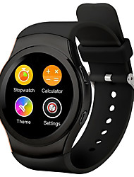 ips mtk2502c montre Bluetooth Smart écran carte sim entendre horloge moniteur de fréquence pour ios apple iphone& Android