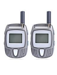 80 ot-2pcs estilo 22 canal UHF walkie talkie esportes