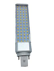 10W G23 G24 E26/E27 Luci LED Bi-pin T 55 leds SMD 2835 1000-1100lm Bianco caldo Luce fredda 3000/6000K Decorativo AC 85-265 AC 220-240 AC