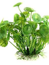 Недорогие -Оформление аквариума Водное растение Нетоксично и без вкуса пластик