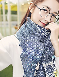 New Korean Version Of Serpentine Pattern Female Scarf