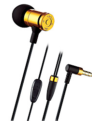 Original JBMMJ-MJ007 Hight Quality Metal In Ear Headphones In-ear Earphone HD HiFi Headset Good Bass For IPhone XIAOMI Samsung