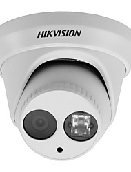 HIKVISION® DS-2CD2352-I 5MP WDR EXIR Turret Network Camera Indoor(30m IR DC12V&PoE Dual Stream 3-axis Adjustment EXIR Infrared LED IR-cut Digital WDR)