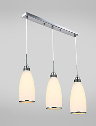 Pendant Light ,  Modern/Contemporary Painting Feature for Designers Glass Living Room Dining Room Kitchen Study Room/Office Hallway