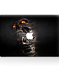 preiswerte -1 Stück Haut-Aufkleber für Kratzfest Cartoon Design Muster PVC MacBook Pro 15'' with Retina MacBook Pro 15 '' MacBook Pro 13'' with