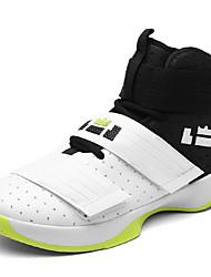 Недорогие -Муж. Полиуретан Лето / Осень Удобная обувь Спортивная обувь Для баскетбола Желтый / Зеленый / Тёмно-синий