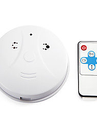 MC37 720P 2MP WiFi Remote Camera Smoke Detector Monitoring DV Surveillance with