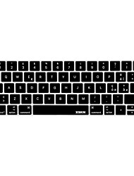 XSKN® Italian Silicone Keyboard Skin and Touchbar Protector for 2016 Newest MacBook Pro 13.3/15.4 with Touch Bar Retina Display  (US/EU Layout)