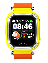 yyq60 montre écran tactile positionnement smartwatch enfants sos appel localisation finder dispositif anti perdu