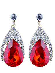 cheap -Europe And The United States Exaggerated Large Fine Drill All-Match Earrings