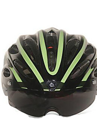 cheap -KUYOU Bike Helmet CE Cycling 21 Vents Extreme Sport Mountain Sports Youth PC EPS Mountain Cycling Road Cycling Recreational Cycling
