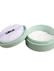 cheap -Novo Peppermint Loose Powder Pore Invisible Cute Box and Puff