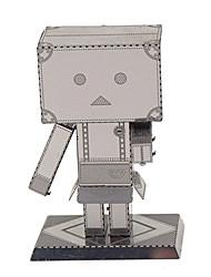 Blocs de Construction Puzzle Puzzles en Métal Jouets Robot 3D A Faire Soi-Même Articles d'ameublement Enfant Pièces
