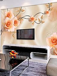 levne -secesní motiv 3D Home dekorace Moderní Wall Krycí, Plátno Materiál lepidlo požadováno Nástěnná malba, pokoj tapeta