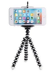 cheap -Clip Flex Clamp Monopod Tripod Mount / Holder Adjustable All in One Convenient For Action Camera Gopro 6 Sports DV Others Gopro All Hero