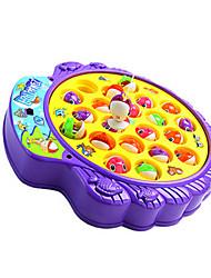 baratos -Brinquedos de pesca Pato / Peixes Novidades / Elétrico Crianças