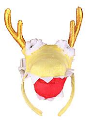 Недорогие -CHENTAO Головной убор Резинка для волос Дракон Плюш Детские Универсальные Игрушки Подарок 1 pcs