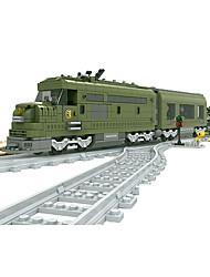 Недорогие -Устройства для снятия стресса Поезд Игрушки Шлейф Оригинальные Мальчики 764 Куски