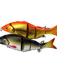Недорогие -1 pcs Рыболовная приманка Жесткая наживка пластик / Металл Обычная рыбалка