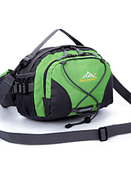 20L L Waist Bag/Waistpack Bottle Carrier Belt Hydration Pack & Water Bladder for Climbing Cycling/Bike Camping & Hiking Traveling Sports