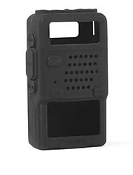 cheap -Compact Durable Soft Silicone Full Protection Cover Case for Baofeng UV-5R Series Two Way Radio Walkie Talkie