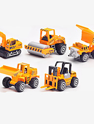 cheap -Toys Construction Vehicle Toys Forklift Excavating Machinery Plastic Metal Classic & Timeless Chic & Modern 1 Pieces Boys' Girls'