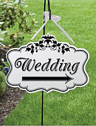 Legno Decorazioni Cerimonia-1Piece / Set Matrimonio Nozze