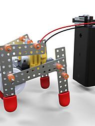 Недорогие -Игрушки Для мальчиков Развивающие игрушки Набор для творчества Робот Робот ABS черный увядает