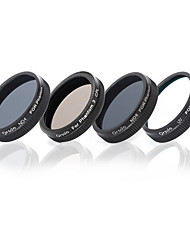 phantom Lens Filter CPL ND4 ND8 uv 4/3 vestito