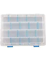 "Fishing Tackle Boxes Waterproof 6 1/3"" (16 cm)*Plastic"