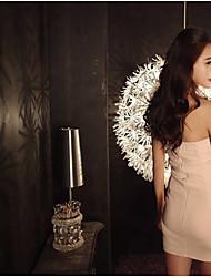 temperamento rendas vestido sexy doce halter vestido vestido