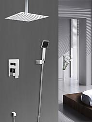 economico -Rubinetti doccia Sprinkle®  ,  Moderno  with  Cromato Monocomando Quattro  ,  caratteristica  for Separato