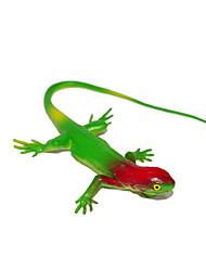 Недорогие -Гаджет для розыгрыша Наборы для моделирования Игрушки Утка Кожа ящерицы Игрушки Животные моделирование пластик Девочки Мальчики Куски
