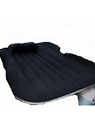 Car Mattress air bed Double(136*80*35cm)Flocking with Air Pump Portable Inflatable Comfortable