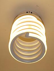 abordables -Moderno/Contemporáneo Montage de Flujo Para Baño Cocina Comedor Vestíbulo Hall AC 100-240V Bombilla incluida