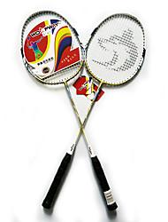 Raquetes para Badminton Durável Leve Um Par para