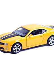 Недорогие -Машинки с инерционным механизмом Грузовик Игрушки Автобус Металл Куски Универсальные Подарок