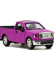 Die-Cast Vehicles Pull Back Vehicles Toy Cars Truck Farm Vehicle Toys Car Truck Metal Alloy Metal 1 Pieces Gift