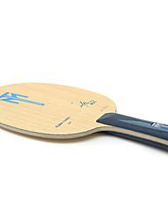 Ping-pong Racchette Ping Pang Fibra di carbonio Manopola  lunga Brufoli