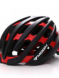 Недорогие -MOON Мотоциклетный шлем CE Велоспорт 36 Вентиляционные клапаны Регулируется One Piece Горные Город Ультралегкий (UL) Спорт Молодежный